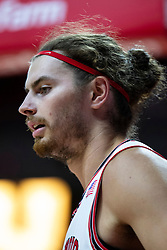 NORMAL, IL - December 07: Matt Chastain during a college basketball game between the ISU Redbirds and the Morehead State Eagles on December 07 2019 at Redbird Arena in Normal, IL. (Photo by Alan Look)