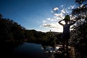 Rio Acima_MG, Brasil...Natureza no Condominio Tangara no municipio de Rio Acima. ..The nature in Tangara condomminium in Rio Acima...Foto: LEO DRUMOND / NITRO