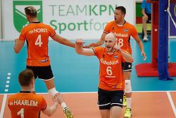 20170525 NED: 2018 FIVB Volleyball World Championship qualification, Koog aan de Zaan<br />Jasper Diefenbach (6) of The Netherlands <br />©2017-FotoHoogendoorn.nl / Pim Waslander