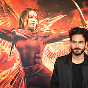 NLD/Amsterdam/20151116 - Filmpremiere The Hunger Games: Mokingjay-part 2, Kay Nambiar