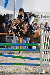Hallsten Kaspar - Bessemeind's Quinault<br /> KWPN Paardendagen Ermelo 2010<br /> © Dirk Caremans
