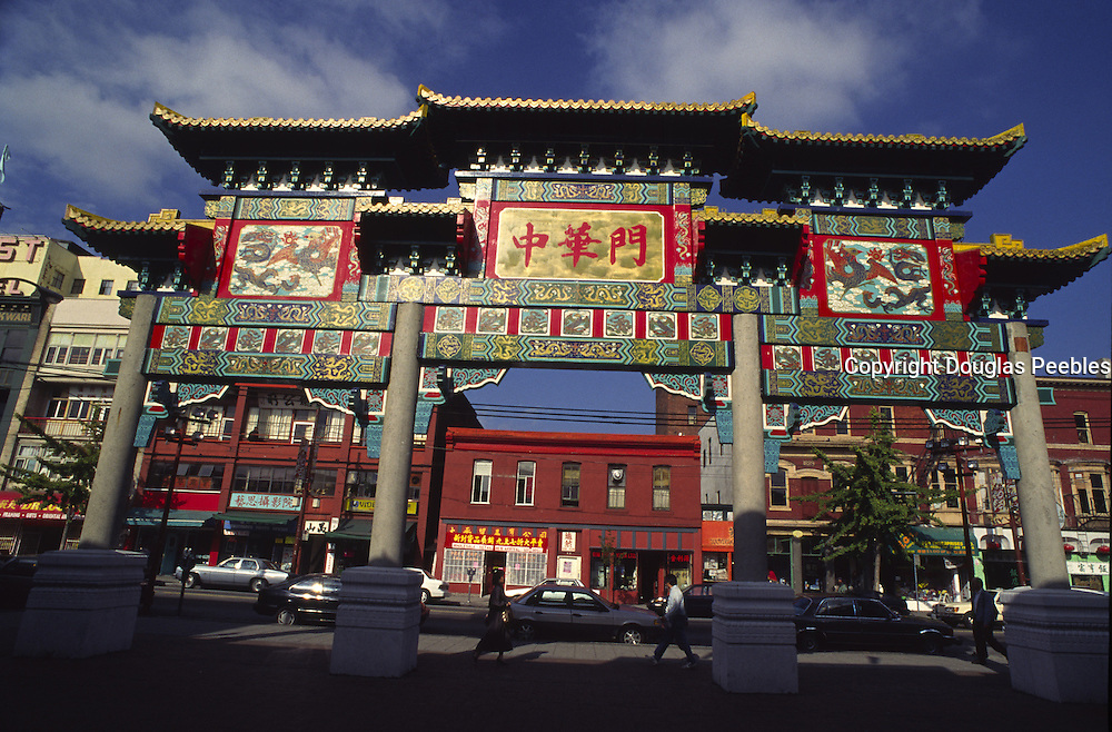 Chinatown, Vancouver, B.C., Canada<br />