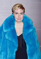 Lena Dunham arriving for Daily Front Row 5th Annual Fashion Media Awards, Four Seasons Hotel Downtown, New York City, NY, USA September 8, 2017. Photo by MM/ABACAPRESS.COM