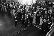 Problems with the dance floor meant it was unsafe to continue. The 170th Royal Caledonian Ball 2018. In aid of various Scottish charities.