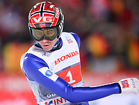 Hopp<br /> FIS World Cup<br /> Oberstdorf Tyskland<br /> 29.12.2013<br /> Foto: Gepa/Digitalsport<br /> NORWAY ONLY<br /> <br /> FIS Weltcup der Herren, Vierschanzen-Tournee. Bild zeigt Anders Bardal (NOR)