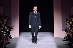 Designer Tom Ford on the runway during the Tom Ford New York Fashion Week Spring Summer 2018 in New York, NY on September 6, 2017. (Photo by Jonas Gustavsson/Sipa USA)