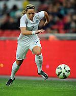 Jordan Nobbs of England Women<br /> - Womens International Football - England vs Germany - Wembley Stadium - London, England - 23rdNovember 2014  - Picture Robin Parker/Sportimage