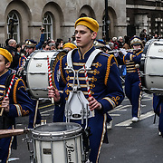 London New Year Day Parade 2017