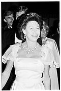 Princess Margaret. Leukemia Ball, Hurlingham 15.7.85© Copyright Photograph by Dafydd Jones 66 Stockwell Park Rd. London SW9 0DA Tel 020 7733 0108 www.dafjones.com