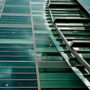 Exterior office buildings