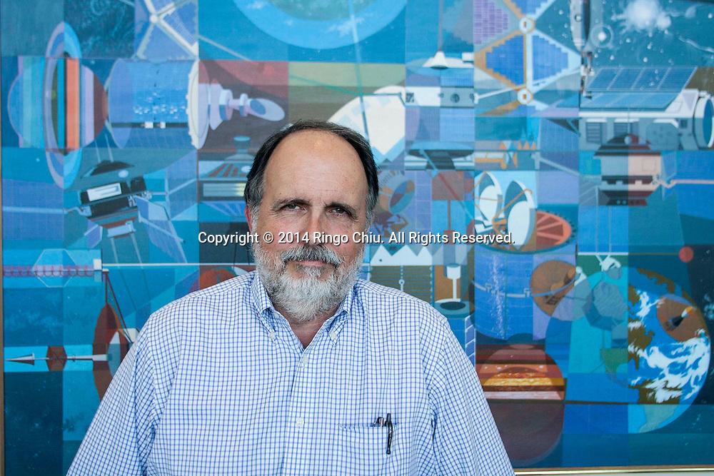 Jeff Lane, chief engineer of XS-1 project at Northrop Grumman's aerospace division in Redondo Beach.<br /> <br /> (Photo by Ringo Chiu/PHOTOFORMULA.com)