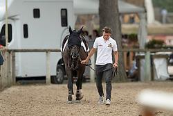 Housen Alexander, BEL<br /> European Championship Children, Juniors, Young Riders - Fontainebleau 1028<br /> © Hippo Foto - Dirk Caremans<br /> Housen Alexander, BEL