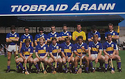 All Ireland Senior Hurling Championship Final, .04.09.1988. 09.04.1988, 4th September 1988,.4091988AISHCF,.Galway 1-15, Tipperary 0-14,.Galway v Tipperary, ..TIpperary, 1 Ken Hogan, Lorrha, 2 John Heffernan, Nenagh, Conor O'Donovan, Nenagh, 4 Paul Delaney, Roscrea, 5 Bobby Ryan, Borrisoleigh, 6 NOel Sheehy, Silvermines, 7 John Kennedy, Clonoulty Rossmore, 8 Colm Bonnar, Cashel, 9 Joe Hayes, Clonoulty Rossmore, 10 Declan Ryan, Clonoulty, Rossmore, 11 Donie O'Connell, Killenaule, 12 John Leahy, Mullinaone, Pat Fox, Eire Og, Annacarty, Nicholas English, Lattin Cullen, Aidan Ryan, Borrisoleigh, subs, John Leamy, Golden Kilfeacle, Pat O'Neill, Richard Stakelum, Borrisoleigh, Seamus Gibson, Kilruane, Cormac Bonnar, Cashel, Michael Cleary, Eire Og, Nenagh, .Kebabylonm