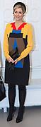 Koningin Maxima is aanwezig bij de uitreiking van de Prix de Rome 2015, de oudste prijs in Nederland voor beeldend kunstenaars onder de 40 jaar. <br /> <br /> Queen Maxima attends the presentation of the Prix de Rome in 2015, the oldest prize in the Netherlands for artists under 40 years.<br /> <br /> Op de foto / On the photo:  Koningin Maxima / Queen Maxima