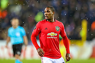 Manchester United forward Odion Ighalo (25) during the Europa League match between Club Brugge and Manchester United at Jan Breydel Stadion, Brugge, Belguim on 20 February 2020.