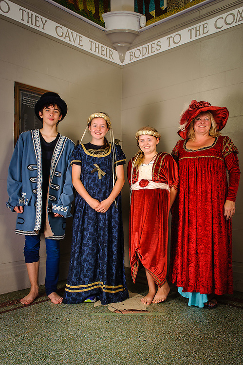 LOWERHUTT, NEW ZEALAND - January 25:  <br /> Our Story: Celebrating Hutt Heritage January 25, 2016 in Lower Hutt, New Zealand. (Photo by Mark Tantrum/ http://mark tantrum.com)