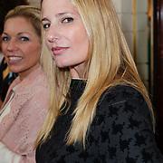 NLD/Amsterdam/20120916- Modeshow Frans Molenaar wintercollectie 2012, Claudia Schoemacher - van Zweden