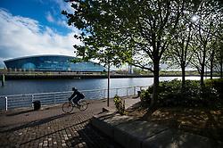 Glasgow Science Centre, Pacific Quay, Glasgow, Scotland, UK.
