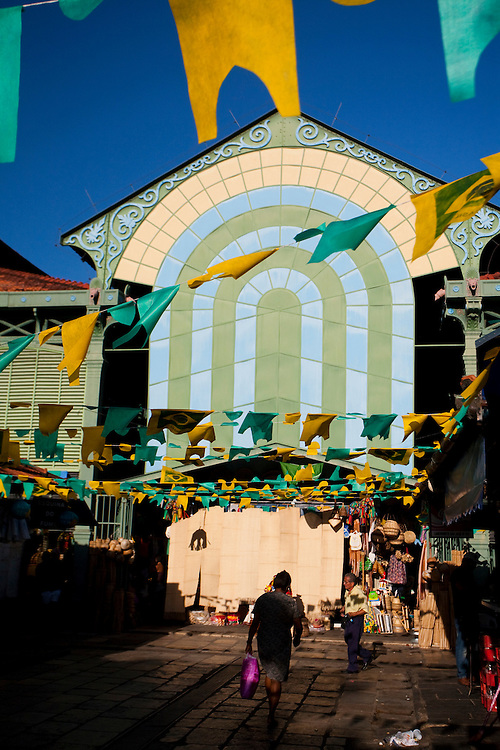 Recife_PE, Brasil..O Mercado de Sao Jose em Recife, Pernambuco..Sao Jose Popular Market in Recife, Pernambuco..Foto: JOAO MARCOS ROSA / NITRO