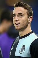 Leicester, ENG, UEFA CL, FC Porto, Training, Gruppe G, im Bild Diogo Jota of FC Porto // Diogo Jota of FC Porto during Trainingssession before the UEFA Championsleague Group G Match between Leicester City and FC Porto <br /> <br /> Norway only