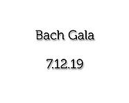 Carmel Magazine-Bach Gala