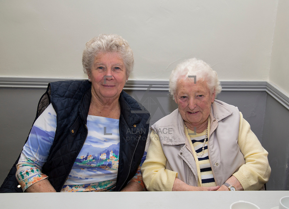 01.10.14            <br /> The Limerick City Community Safety Partnership will host a Safety Information Day for Older People. The event will feature important personal and home safety information for older people. Nutritional advice, occupational therapy, and care and repair demonstrations will also be provided. Advice and literature on a range of issues will be provided on the day by agencies including An Garda Síochána, Limerick City and County Council, Home Instead Senior Care, Limerick Fire and Rescue Service and the HSE. <br /> Attending the event at St. Johns Pavilion were, Teresa Joyce and Susan Tubridy, St. Bridgets. Picture: Alan Place.