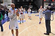 DESCRIZIONE : Eurocup 2014/15 Last32 Dinamo Banco di Sardegna Sassari -  Banvit Bandirma<br /> GIOCATORE : Team David Logan<br /> CATEGORIA : Delusione<br /> SQUADRA : Dinamo Banco di Sardegna Sassari<br /> EVENTO : Eurocup 2014/2015<br /> GARA : Dinamo Banco di Sardegna Sassari - Banvit Bandirma<br /> DATA : 11/02/2015<br /> SPORT : Pallacanestro <br /> AUTORE : Agenzia Ciamillo-Castoria / Luigi Canu<br /> Galleria : Eurocup 2014/2015<br /> Fotonotizia : Eurocup 2014/15 Last32 Dinamo Banco di Sardegna Sassari -  Banvit Bandirma<br /> Predefinita :