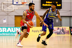 Lewis Champion of Bristol Flyers - Photo mandatory by-line: Robbie Stephenson/JMP - 29/03/2019 - BASKETBALL - English Institute of Sport - Sheffield, England - Sheffield Sharks v Bristol Flyers - British Basketball League Championship