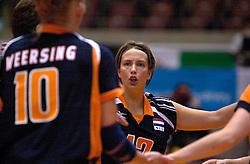 21-06-2000 JAP: OKT Volleybal 2000, Tokyo<br /> Nederland - Croatie 2-3 / Elles Leferink