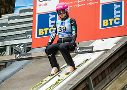 Yuka Seto of Japan during Day 3 of World Cup Ski Jumping Ladies Ljubno 2019, on February 10, 2019 in Ljubno ob Savinji, Slovenia. Photo by Matic Ritonja / Sportida