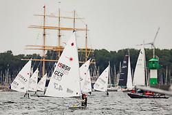 , Travemünder Woche 19. - 28.07.2019, Laser 4.7 - GER 198511 - Samira HUMMLER - Segel-Club Laupheim e. V