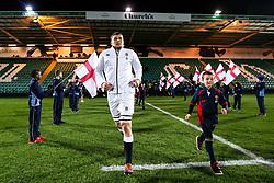 Tom Willis of England U20 - Mandatory by-line: Robbie Stephenson/JMP - 15/03/2019 - RUGBY - Franklin's Gardens - Northampton, England - England U20 v Scotland U20 - Six Nations U20