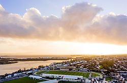 A general view of The Sportsground - ©INPHO/James Crombie/JMP - 20/12/2020 - RUGBY UNION - The Sportsground - Galway, Ireland - Connacht v Bristol Bears - Heineken Champions Cup Round 2.
