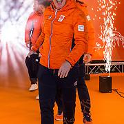 NLD/Amsterdam/20180226 - Thuiskomst TeamNL, Geert Kuiper
