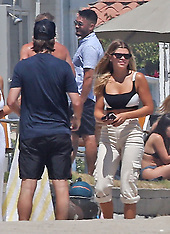 Sofia Richie and Scott Disick reunite for the first time - 4 July 2020