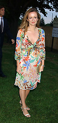 LUCY YEOMANS at the annual Serpentine Gallery Summer Party co-hosted by Jimmy Choo shoes held at the Serpentine Gallery, Kensington Gardens, London on 30th June 2005.<br /><br />NON EXCLUSIVE - WORLD RIGHTS