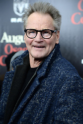 Actor Sam Shepard attends the premiere of AUGUST:OSAGE COUNTY presented by The Weinstein Company with DeLeon Tequila at the Ziegfeld Theatre in New York, NY, on December 12, 2013. (Photo by Anthony Behar/Sipa USA)