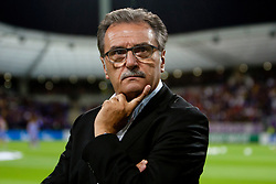 Ante Cacic, head coach of Dinamo Zagreb during Play-offs for Champions League between NK Maribor (Slovenia) and GNK Dinamo Zagreb (Croatia), on August 28, 2012, in Maribor, Slovenia. (Photo by Urban Urbanc / Sportida.com)