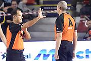 DESCRIZIONE : Roma Lega serie A 2013/14 Acea Virtus Roma Grissin Bon Reggio Emilia<br /> GIOCATORE : arbitro<br /> CATEGORIA : curiosità<br /> SQUADRA : Acea Virtus Roma<br /> EVENTO : Campionato Lega Serie A 2013-2014<br /> GARA : Acea Virtus Roma Grissin Bon Reggio Emilia<br /> DATA : 22/12/2013<br /> SPORT : Pallacanestro<br /> AUTORE : Agenzia Ciamillo-Castoria/ManoloGreco<br /> Galleria : Lega Seria A 2013-2014<br /> Fotonotizia : Roma Lega serie A 2013/14 Acea Virtus Roma Grissin Bon Reggio Emilia<br /> Predefinita :