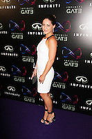 Louise Thompson, Infiniti Gate Experience party, London Film Museum UK, 11 July 2013, (Photo by Richard Goldschmidt)