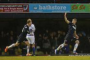 Southend United v Portsmouth 010114