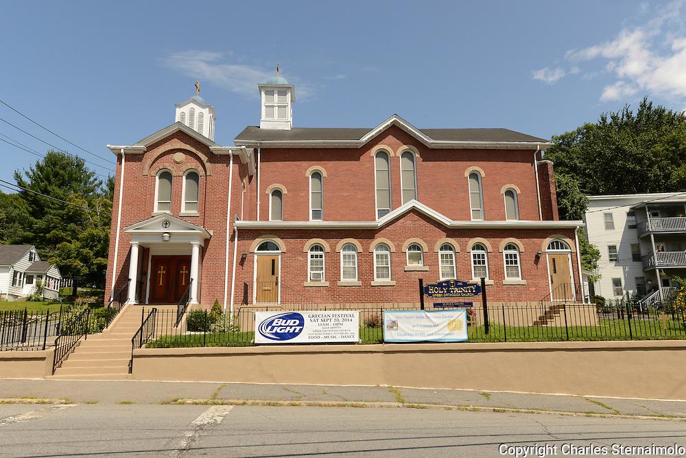 Holy Trinity Greek Orthodox Church, Fitchburg, Massachusetts, Charles Sternaimolo, Charles Photographics, 2014