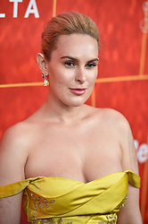 Rumer Willis attends the amfAR Gala Los Angeles 2018 at Wallis Annenberg Center for the Performing Arts on October 18, 2018 in Beverly Hills, CA, USA. Photo by Lionel Hahn/ABACAPRESS.COM