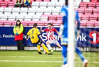 FotballTippeligaenTromsø IL vs Lillestrøm SK19.04.15Thomas Drage, TromsøBjørn Helge Riise, LillestrømFoto: Tom Benjaminsen / Digitalsport