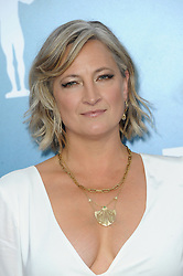 Zoë Bell at the 26th Annual Screen Actors Guild Awards held at the Shrine Auditorium in Los Angeles, USA on January 19, 2020.