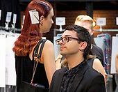 Christian Siriano - Front Row & Backstage - September  New York Fashion Week