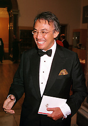 MR DAVID TANG the Hong Kong multi millionaire<br />  friend of Sarah Duchess of York, at a dinner in <br /> London on 23rd May 2000.OEL 103