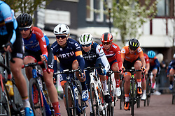 Anna Plichta (POL) in the chase at Healthy Ageing Tour 2019 - Stage 2, a 134.4 km road race starting and finishing in Surhuisterveen, Netherlands on April 11, 2019. Photo by Sean Robinson/velofocus.com