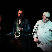 Seddik Sebiri and the Seeds of Creation at the Vortex jazz club