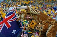 Photo: Glyn Thomas.<br />Australia v Japan. Group F, FIFA World Cup 2006. 12/06/2006.<br />An Australian fan dressed as a kangaroo.